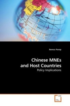 Chinese MNEs and Host Countries