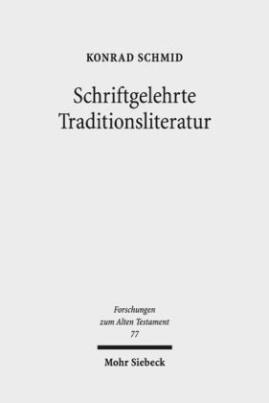 Schriftgelehrte Traditionsliteratur