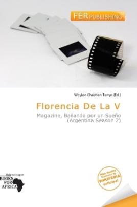 Florencia De La V