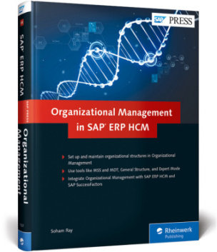 Organizational Management in SAP ERP HCM