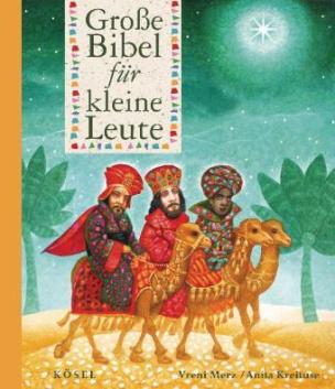 Große Bibel für kleine Leute