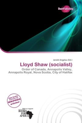 Lloyd Shaw (socialist)