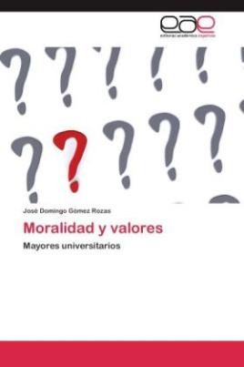 Moralidad y valores