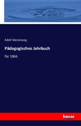 Pädagogisches Jahrbuch