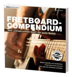 Griffbrett-Kompendium, m. 2 Audio-CDs