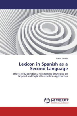 Lexicon in Spanish as a Second Language
