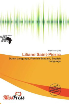 Liliane Saint-Pierre