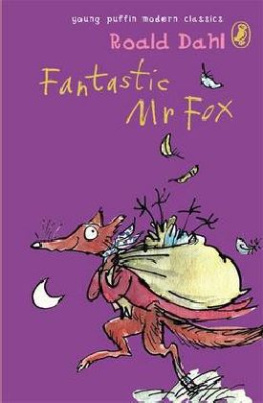 Fantastic Mr. Fox. Der fantastische Mister Fox, englische Ausgabe