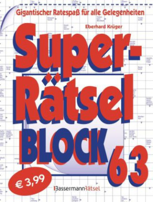 Superrätselblock. Bd.63