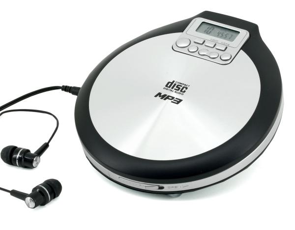 tragbarer cd player. Black Bedroom Furniture Sets. Home Design Ideas