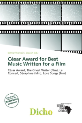 César Award for Best Music Written for a Film