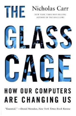 The Glass Cage. Abgehängt, englische Ausgabe