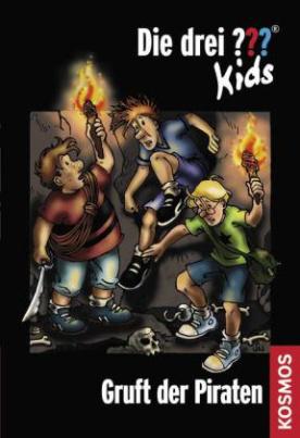 Die drei Fragezeichen-Kids, Gruft der Piraten