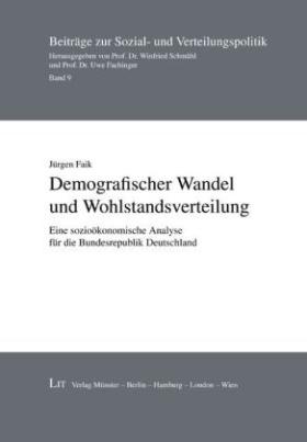 Demografischer Wandel und Wohlstandsverteilung