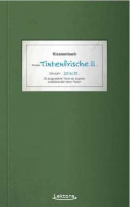 Tintenfrische II, Schuljahr 2014/15