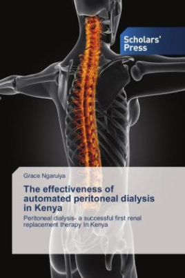 The effectiveness of automated peritoneal dialysis in Kenya