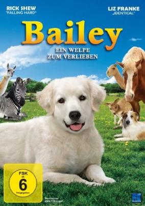 Bailey - Ein Welpe zum Verlieben