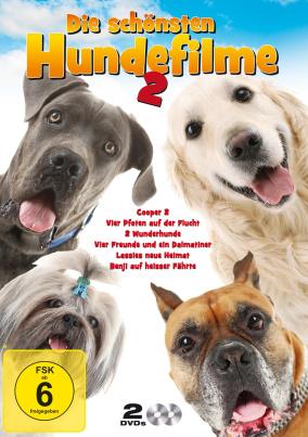 Die schönsten Hundefilme - Edition 2