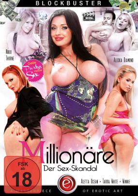 Millionäre - Der Sex-Skandal (FSK 18)