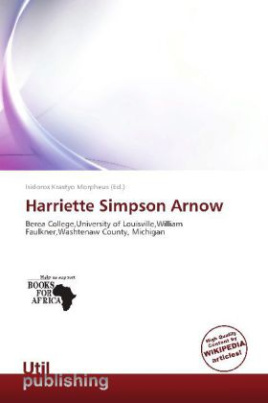 Harriette Simpson Arnow