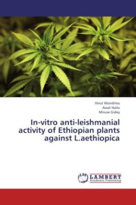 In-vitro anti-leishmanial activity of Ethiopian plants against L.aethiopica