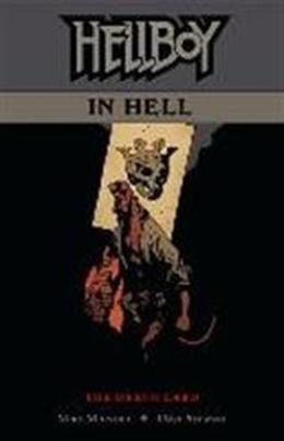 Hellboy in Hell - Death Card