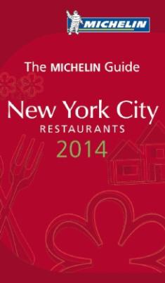 Michelin New York City 2014