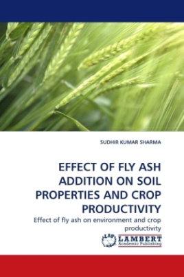 EFFECT OF FLY ASH ADDITION ON SOIL PROPERTIES AND CROP PRODUCTIVITY