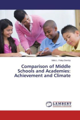 Comparison of Middle Schools and Academies: Achievement and Climate