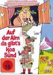Auf der Alm da gibt's koa Sünd - FSK18 (DVD)