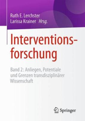 Interventionsforschung. Bd.2