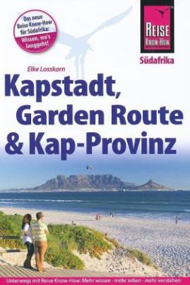 Reise Know-How Kapstadt, Garden Route und Kap-Provinz