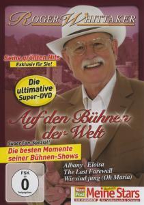 Roger Whittaker/ Auf der Bühne der Welt (DVD)