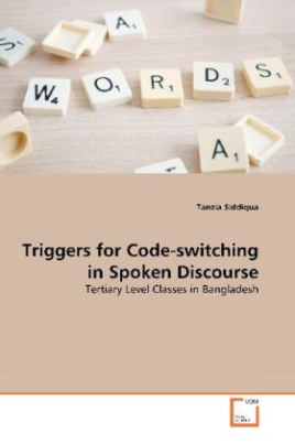 Triggers for Code-switching in Spoken Discourse