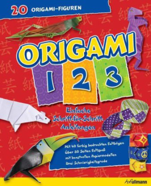 Origami 1 - 2 - 3