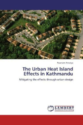 The Urban Heat Island Effects in Kathmandu