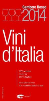 Gambero Rosso Vini d'Italia 2014, italienische Ausgabe
