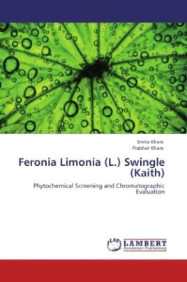 Feronia Limonia (L.) Swingle (Kaith)
