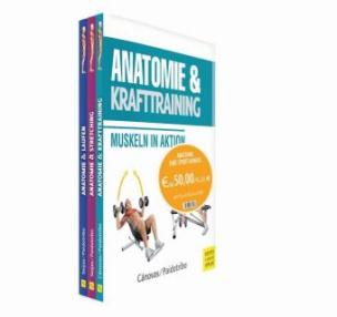 Anatomie und Sport-Bundle, 3 Bde.