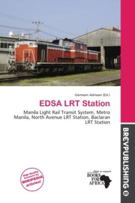 EDSA LRT Station