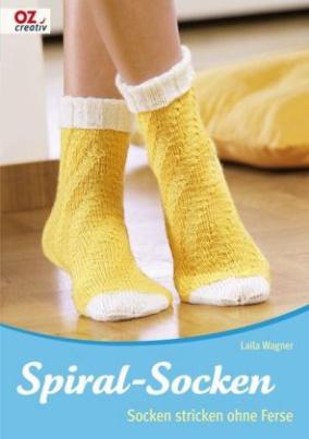 Spiral-Socken
