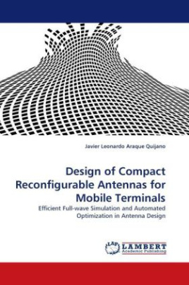Design of Compact Reconfigurable Antennas for Mobile Terminals