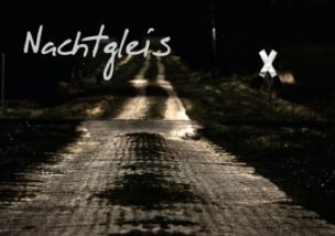 Nachtgleis (Posterbuch DIN A3 quer)