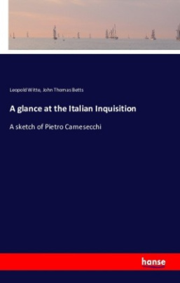 A glance at the Italian Inquisition