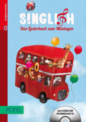 Singlish, m. Audio-CD