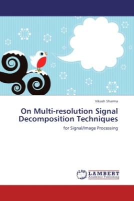 On Multi-resolution Signal Decomposition Techniques
