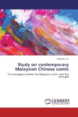 Study on contemporary Malaysian Chinese comic