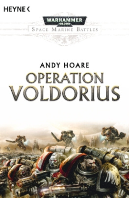 Warhammer 40.000 - Operation Voldorius