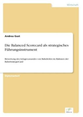 Die Balanced Scorecard als strategisches Führungsinstrument