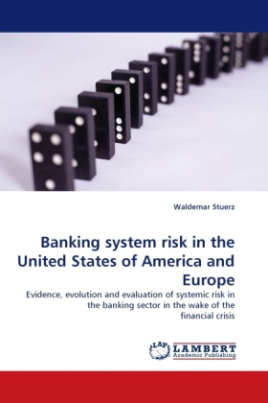Banking system risk in the United States of America and Europe